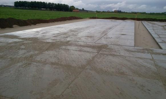 Agrarbodenplatte