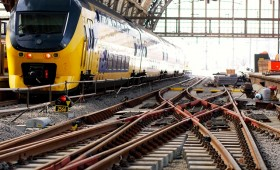 Bahnhof Amsterdam