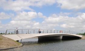 Rogir-Z-Brücke in Heerhugowaard