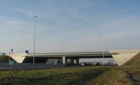 Rogir-Z-Brücke in Ede-Veenendaal