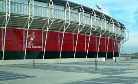 AZ Fußballstadion Alkmaar