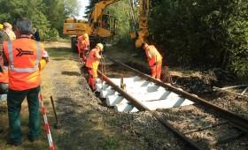 Lappwaldbahn, Ibbenbüren