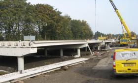 Rogir-S-Brücke in Bergschenhoek