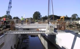 Rogir-S-Brücke in Ruurlo
