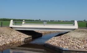 Rogir-S-Brücke in Gieten
