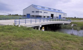 Rogiro-Brücke in Staphorst