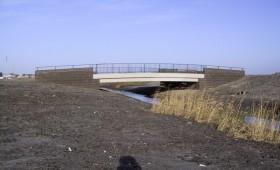 Rogiro-Brücke in Urk