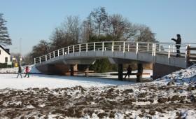 Rogiro-Brücke in Kortlandseburg