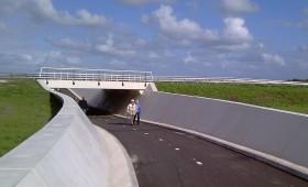 Tunnel in Castricum